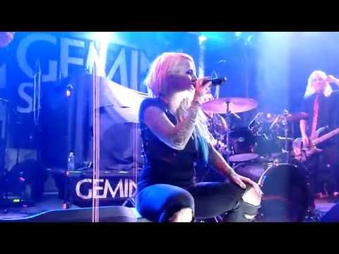 Stitched Up Heart - City of Angels (live) at The Music Factory in Battle Creek, MI on 09.02.16