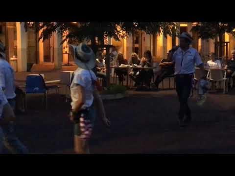 Danse country : de Lupinu au Tennessee, le temps d'une soirée - - France 3 Corse ViaStella