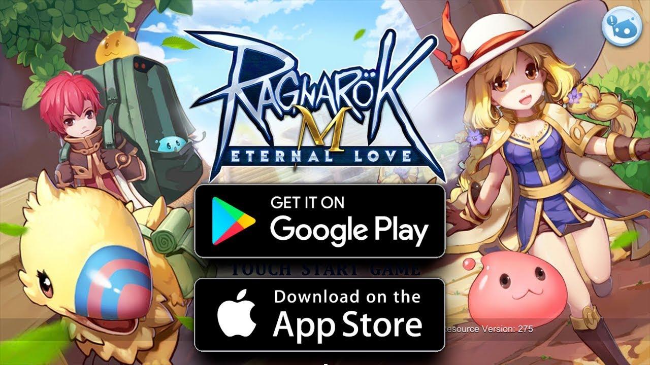 Lançou Ragnarok Mobile Eternal Love em Inglês! Como Baixar?