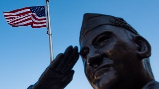 Father of the GI Bill immortalized in Kansas