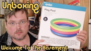 Inflatable Pool | Unboxing | Welcome To The Basement