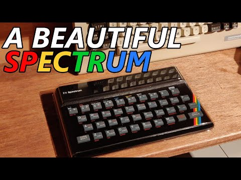 ZX Spectrum Part 3 - Revisiting The Machine At Last!