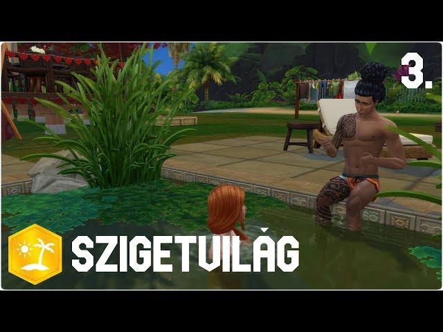 The Sims 4: Szigetvilág | Island Living | A halász fia #3