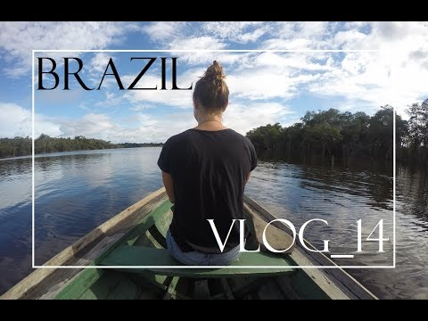 BRAZIL | Welcome to the Jungle | Amazon Rainforest