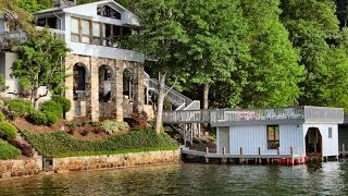 Wonderful Lakefront Home in Lake Lure, North Carolina