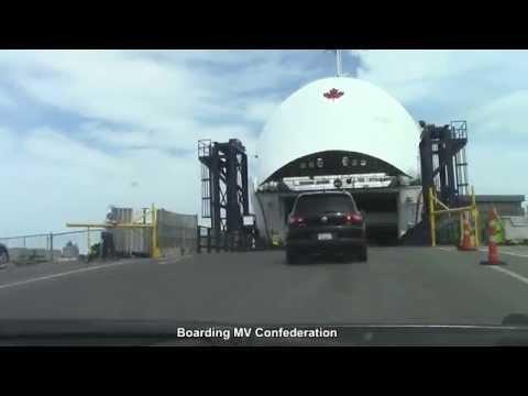 Nova Scotia Highway 106 (Trans-Canada) - New Glasgow - Pictou - PEI Ferry