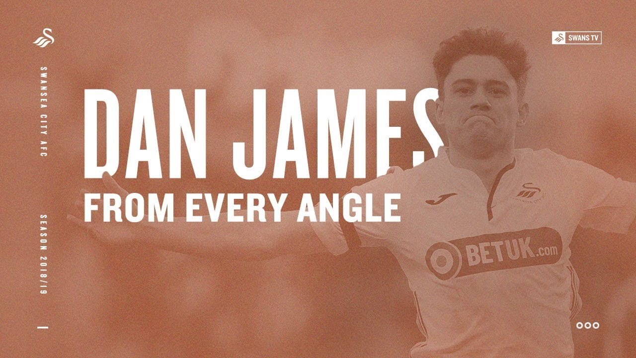 FROM EVERY ANGLE | Dan James' Solo Goal ⚽️