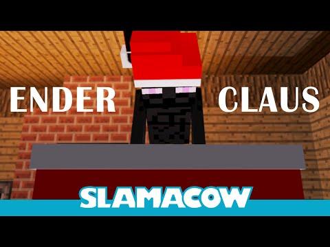 Ender Claus - Minecraft Animation - Slamacow