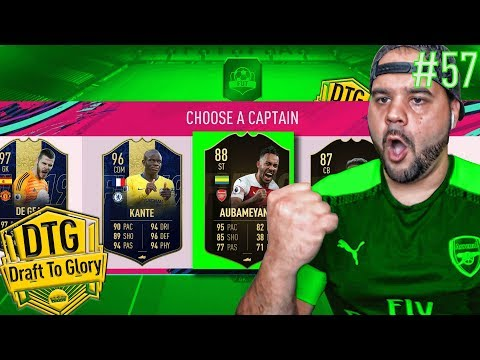 OMG THIS SQUAD IS AMAZING! #57 - FIFA 19 ULTIMATE TEAM DRAFT thumbnail