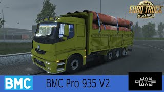 "[""eurotruck simulator 2"", ""trucks"", ""driving"", ""game"", ""simulator"", ""mods"", ""???? ???? ????????? 2"", ""??????????"", ""?????????"", ""jay on the way"", ""jayontheway"", ""ets2"", ""cars"", ""????????"", ""????"", ""scs"", ""modding"", ""BMC"", ""Pro 935"", ""BMC Pro 935""]"