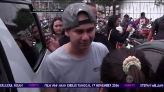 Mobil Sport Raffi Ahmad Mengalami Kecelakaan Hebat di Malang