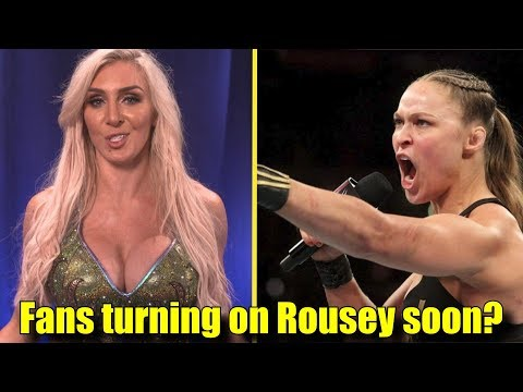 Real Reason Why The Fans WILL TURN ON Ronda Rousey!