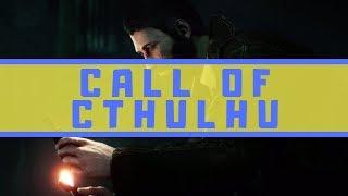 call of Cthulhu ОБЗОР. Перезагрузка в хоррор года