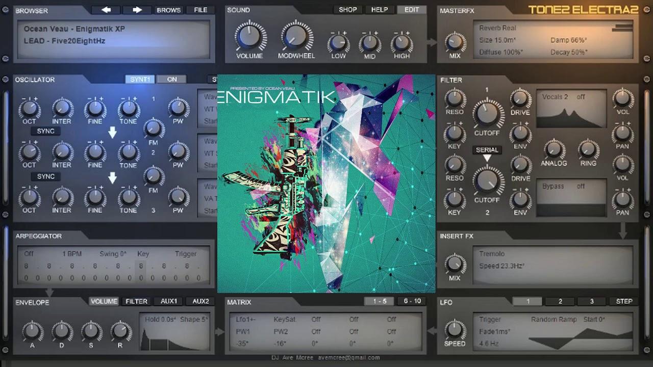 ELECTRA X | Enigmatik XP + FREE KIT | WALKTHRU