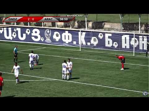 04.04.18. Gandzasar - Ararat. Andrija Dragojevic Saved Penalty