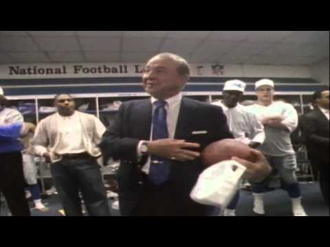 William Clay Ford Tribute (Detroit Lions)
