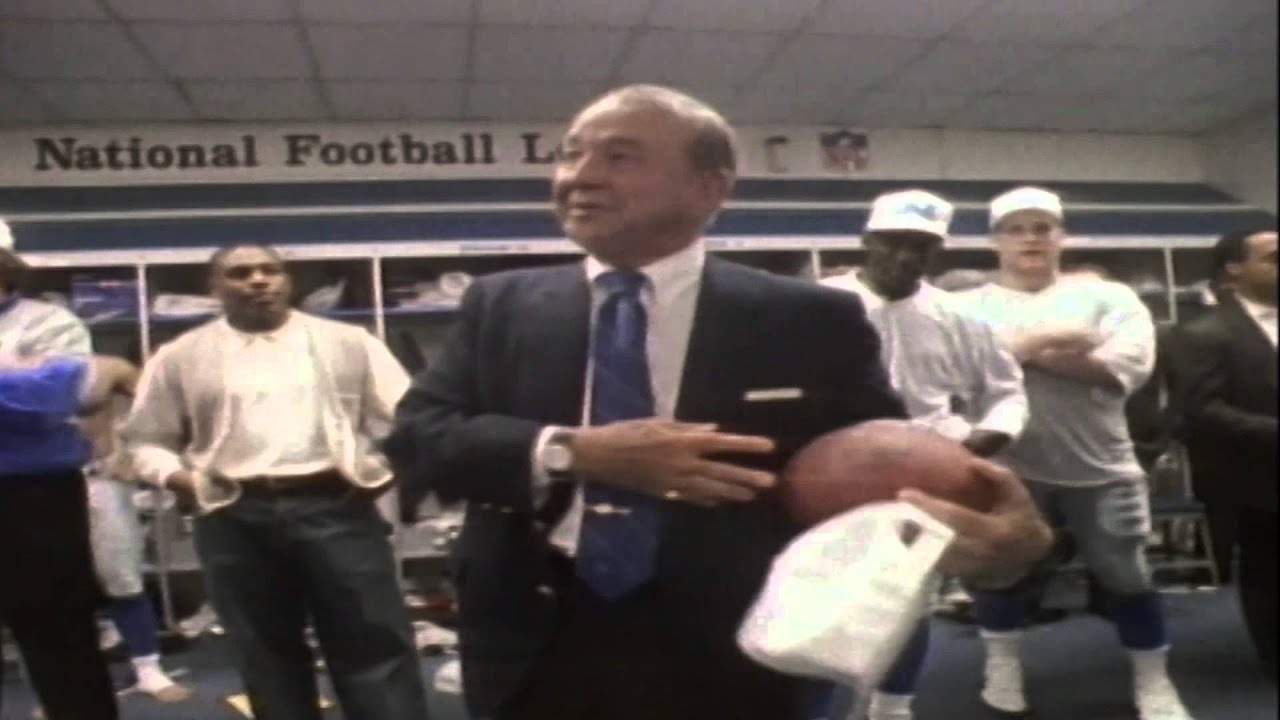 c92242631a5 William Clay Ford Tribute (Detroit Lions) - YouTube