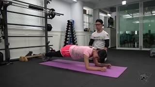 小郭的街頭健身&徒手訓練 招生影片