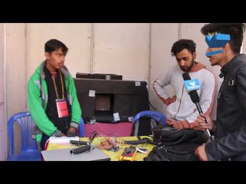 Smart Traffic Management System, Engineering Student Project | Innovative Idea | Colleges Nepal
