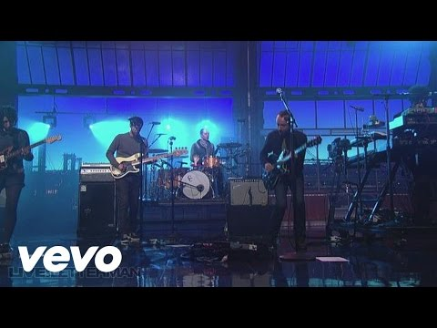 The Shins - Australia (Live On Letterman)