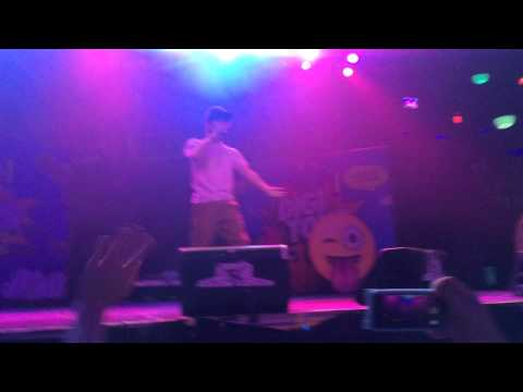 Dylan Dauzat- Mine Tonight (Live DigiTour)