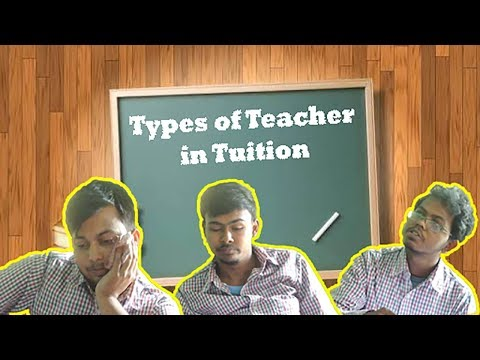 Types of Teachers in Tuition | Bangla New Funny Video 2018 | SmartRascals