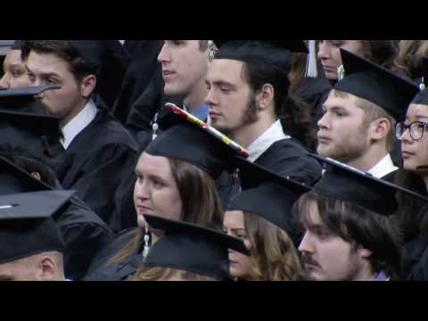 University of Iowa CLAS Commencement - December 17, 2016 on YouTube