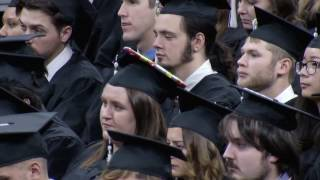 The University of Iowa College of Liberal Arts & Sciences celebrate...