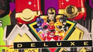 Toy Hunter 3: Les Power Rangers