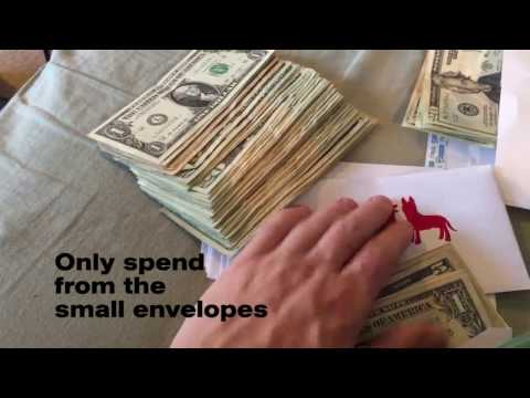 Save Money With Envelope Method