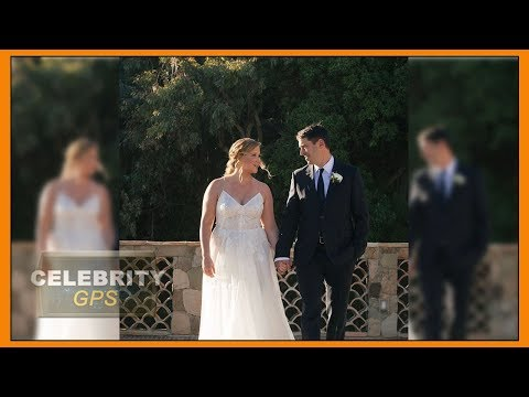 Amy Schumer is married - Hollywood TV