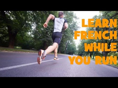 Learn French while you run # Part 1