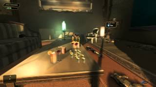 Deus Ex: Human Revolution Custom Save Game with All Weapons and Rare Consumables.