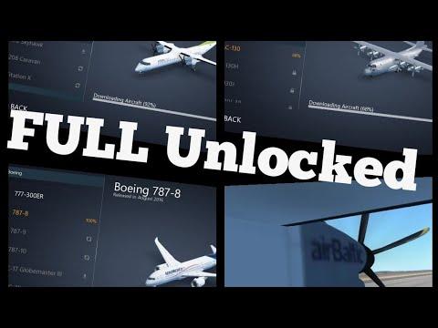 Infinite Flight Simulator Full Unlocked Modded