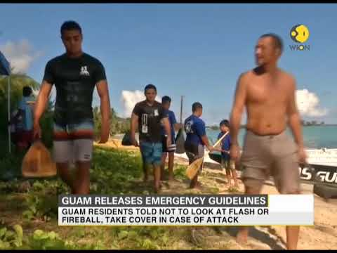 Guam releases emergency guidelines for potential nuclear attack