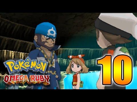Pokemon Omega Ruby (10) Koq Ada Team Valor sama Mystic?? XD