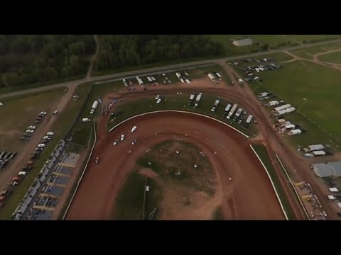 ABC Raceway 8-18-18 Drone Flight (360 Video)