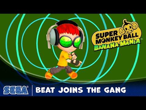 Super Monkey Ball Banana Mania | Beat Joins the Gang