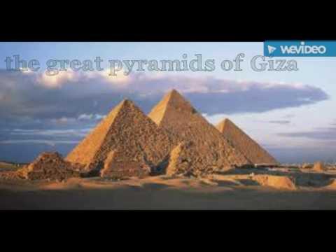 Dream big: Pyramids of Giza