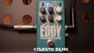 Electro Harmonix Eddy Vibrato Demo