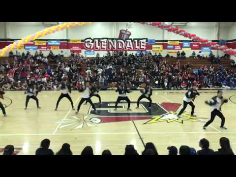 Upland High School Hip Hop Team | Small All Male