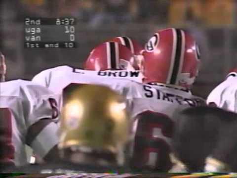 Vanderbilt vs Georgia 10 18 1997