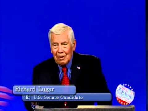 2012 U.S. Senate Republican Primary - Indiana Debate Commission (04-11-12)