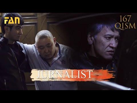 Журналист Сериали 167 - қисм L Jurnalist Seriali 167 - Qism