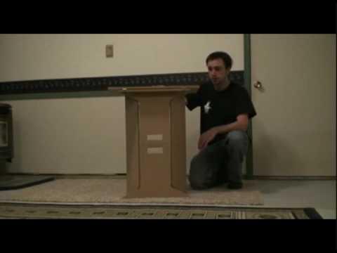 Harbin Folding Table