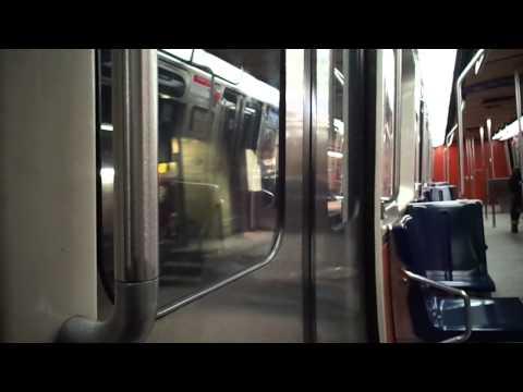 Montreal Metro. Côte-Vertu