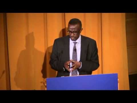 Somalia  African Solutions for African Problem Amb AhmedAbdisalam  UofmM