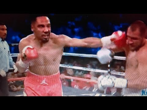 ANDRE WARD TKO'S SERGEY KOVALEV AND THIS IS THE REASON WHY GENNADY GOLOVKIN DUCKED HIM!