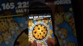 Cookie Clicker Hack on ipad/iPhone