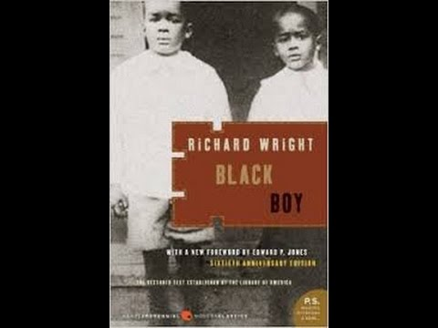 Richard Wright: Black Boy (chapter 1/14) audiobook